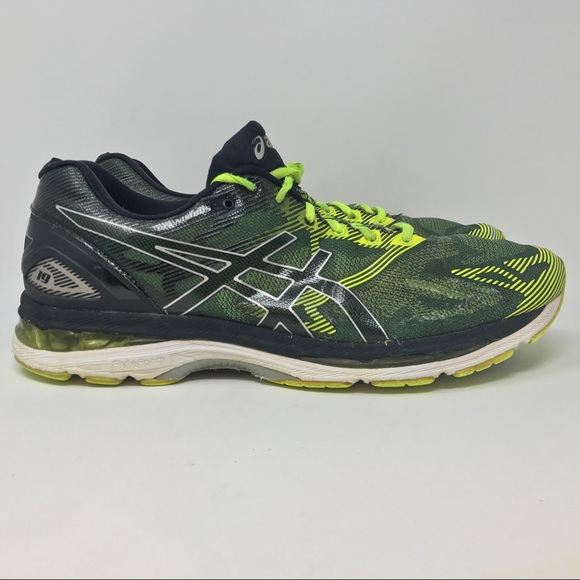 wholesale dealer 77591 3507c Asics Gel Nimbus 19 Running Shoes Mens Size 12 F10
